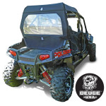 RZR 4 Bimini Window Set 2